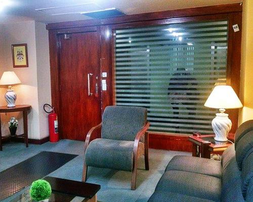 Recepção - Aluguel de salas de treinamento no centro do Rio de Janeiro RJ